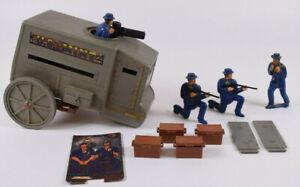 Vintage Butch Cassidy and the Sundance Kid U.S. Mint Wagon Playset