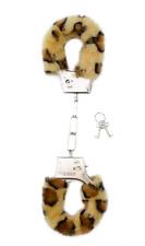 manette Shots Toys Furry Handcuff - Ghepardo