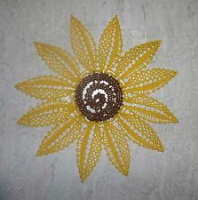 Klöppelbrief Sonnenblume KB056 klöppeln