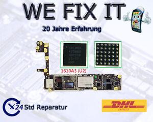 iPhone 5 S U2 Chip Reparatur,Gerät läd nicht,Akku schnell leer,Ladechip Rep