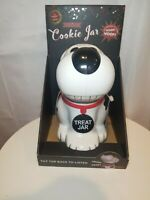 New! Talking Dog Cookie Jar