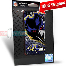 Official Licensed NFL Baltimore Ravens iPhone SE/5S/5 Slim Case Hard-Shell Cover