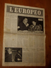 EUROPEO 1946/48=BENIAMINO GIGLI=MARIA GORETTI=KEENAN WYNN=LLOYD NOLAN=RENOIR J.