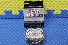 P-Line Floroice Fluorocarbon Coated Fishing Line 2 Lb 100 yds Fci-2