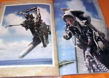 THE HUNTERS' ANGLE Enlarged Revised edition by TAKAYUKI TAKEYA Japanese #0833