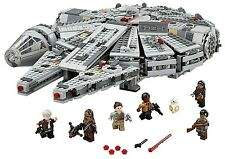 Star Wars. Millennium Falcon Force Awakens. 1381 pcs Lepin set 05007
