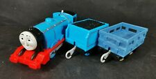 Gordon with Tender and Blue Truck Trackmaster Thomas And Friends Motorised Train