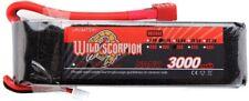 Wild Scorpion Lipo Battery RC 11.1V 3000MAH 60C lipo battery AKKU For RC Quadcop