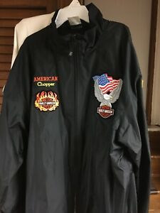 Orange County Choppers Jacket