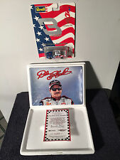 Dale Earnhardt #3 Olympic 1996 Monte Carlo 1:64 + Champion Plate 2001 W/COA NEW!