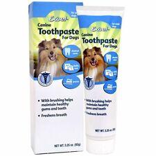 Excel Dog Toothpaste For Dogs Oral Dental Care Tarter Plaque Natural 3.25oz USA