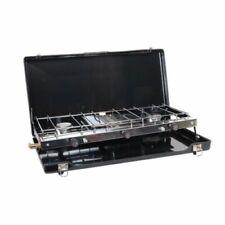 Gosystem Apollo Ti titanium portable gas camping fishing stove on hose GS2116
