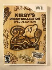 Kirby Dream Collection - Nintendo Wii - Replacement Case - No Game