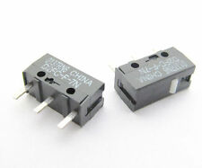 2 pcs OMRON D2FC-F-7N Micro Switch Microswitch for Mouse