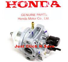 16100-Z0L-876 HONDA GCV160 Engines CARBURETOR ASSEMBLY BB 75EC Genuine OEM PARTS