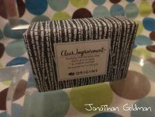 Origins Clear Improvement Purifying Charcoal Body Soap Bar 7oz 200g NEW RARE