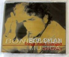 BOB DYLAN - THINGS HAVE CHANGED - CD Single Sigillato