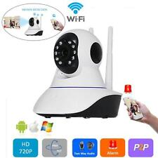 720P Wireless WiFi Security CCTV IP Camera LED Network Outdoor Nightvision US WT