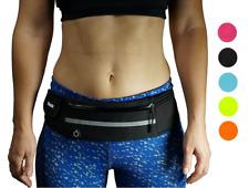Running Belt Waist Pack - Water Resistant Runners Belt Fanny Pack Hiking Fitness