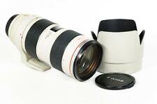 Canon EF 70-200mm F/2.8 EF IS L USM Image Stabiliser Lens