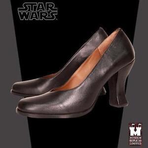 """Licensed Star Wars Padme Amidala 2"""" Heel Shoes Museum Replicas"""