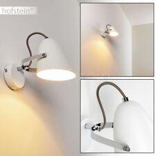 Applique murale blanche Lampe de corridor Lampe de cuisine Lampe de séjour Métal