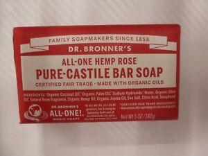 DR. BRONNER'S~~U PICK SCENT~~ALL-ONE PURE-CASTILE MAGIC SOAP 5 OZ BAR