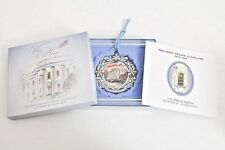 2009 OFFICIAL WHITE HOUSE CHRISTMAS HOLIDAY TREE ORNAMENT DECORATION ***NEW***