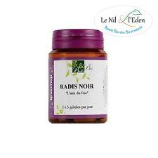 BELLE ET BIO - Radis Noir ( l'ami du foie ) - 60 gélules - BIO