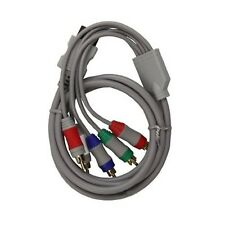 Wii Component Cable Sharp Video Clear Sound Stunning 480p Progressive Output