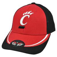 NCAA Nickel Unbrush Curved Bill  Adjustable Cincinnati Bearcats Hat Cap