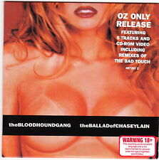 The Bloodhound Gang - The Ballad Of Chasey Lain - CD (Aus. only Card Sleeve)