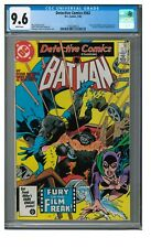 Detective Comics #562 (1986) Copper Age Catwoman Cover CGC 9.6 White Pages FF68