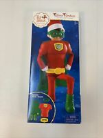 Elf on the Shelf Claus Couture Mighty SUPER HERO Superhero Scout Boy Outfit 2020