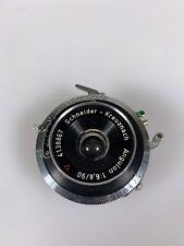Schneider Angulon 90mm F6.8 Lens