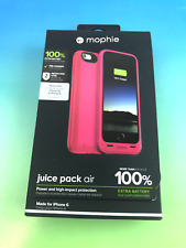 Spectrum Juice Pack Air External Battery Case For Apple Iphone 6
