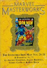 Marvel Masterworks Iron Man volume 165 Hardback Variant Cover Edition sealed