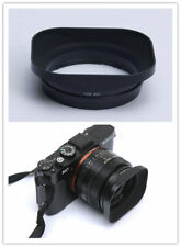 Black Metal Bayonet Lens Hood Shade Sony DSC RX1 RX1R RXRII Camera Replaces
