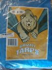 Grizzly Tarps - Large Multi-Purpose, Waterproof, Heavy Duty Poly Tarp Cover