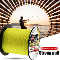 300M 4 Stands Super Strong Multifilament Japan PE Braided Sea Line Fishing Line