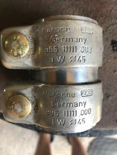 porsche exhaust sleeve genuine new from Germany open but never used