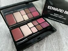 Edward Bess BERRY CHIC Palette Lip Eye Cheek Essentials Brush make-up palette