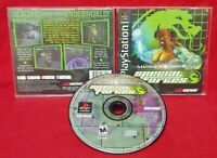 Mortal Kombat Special Forces - Playstation 1 2 PS1 PS2 Game Complete Tested