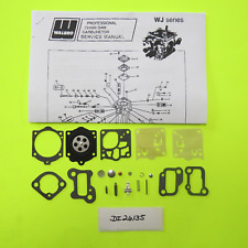 Partner Chainsaw A55 F55 P55 F65 P70 P7000 Walbro WJ1A WJ1B WJ1C WJ1D Carb Kit