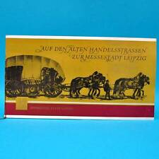 Interhotel Stadt Leipzig 1972 | Speisenkarte DDR Getränkekarte Silvester
