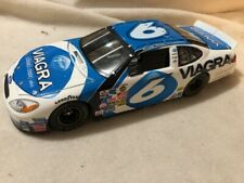 NASCAR Diecast 1/24 Team Caliber #6 Mark Martin Viagra 2004 Ford Taurus SAMPLE
