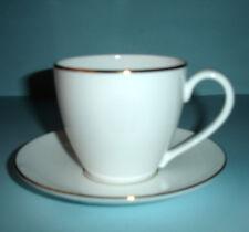 Lenox CONTINENTAL DINING Gold Tea cup & Saucer New