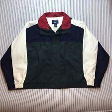 279 Men Harbor Bay MULTI COLOR Jacket Winter Coat Hooded Mesh Lined Size BIG 4XL