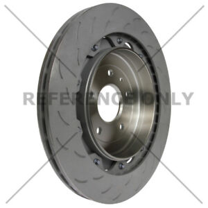 Disc Brake Rotor-OE Type Slotted Brake Disc-Preferred Rear fits 15-19 Corvette