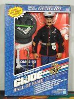 G.I.JOE Hall Of Fame Gung-Ho 12Inch Action Figure Hasbro 1992 Aus Seller